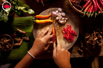 Southeast Asian Cooking Class