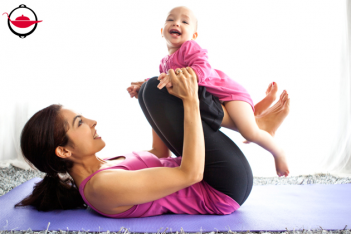 Pregnancy Yoga or Pilates at Home