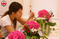 Contemporary Flower Arrangements Workshop