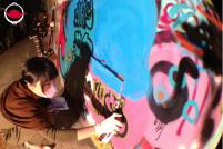 街頭藝術家體驗