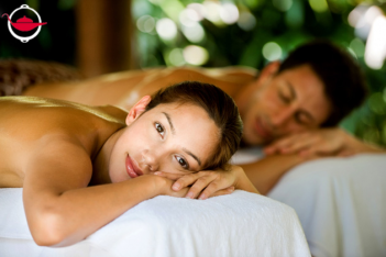 Spa Massage at Home for Two