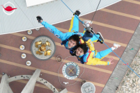Macau Tower Tandem Skyjump