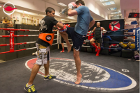 Private Muay Thai Training for Two