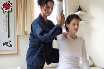Shiatsu Massage Workshop for Two