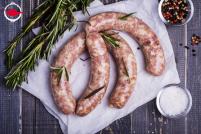 Artisan Sausage Making Dinner for Four