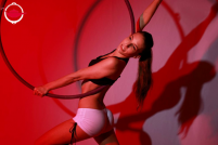 Private Aerial Hoop Dance Class