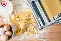 Artisan Pasta Making Dinner for Two
