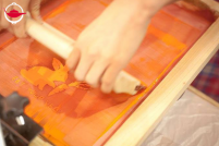 Private Screen Printing Workshop for Four