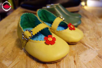 Handmade Baby Shoe Making Workshop for Two