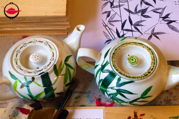 Teapot Painting Experience for Two