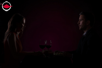 Dinner In The Dark For Two