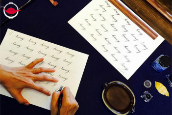 Private Modern Calligraphy Workshop for Two