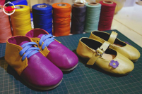 Handmade Baby Shoe Making Workshop