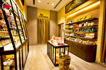 Spa L'OCCITANE Body Massage and Facial Treatment