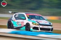 Scirocco R Cup Racing Car Experience