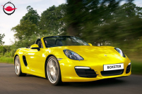 Drive a Porsche Boxster for a Day