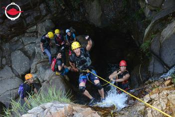 私人降瀑體驗 四人