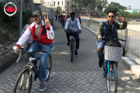 Private Fisherfolk Island Cycling Experience