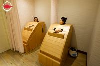 Detox Body Steam and Massage Treatment