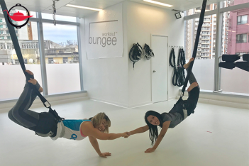 Private Bungee Workout for Two