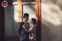 雙人室外旗袍照相體驗
