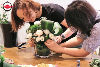 Contemporary Flower Arrangements Workshop