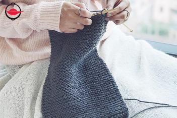 Scarf DIY Knitting Kit