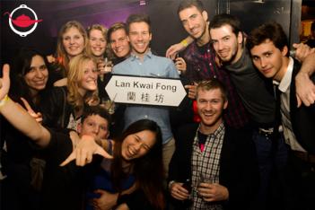 Lan Kwai Fong Pub Crawl for 2
