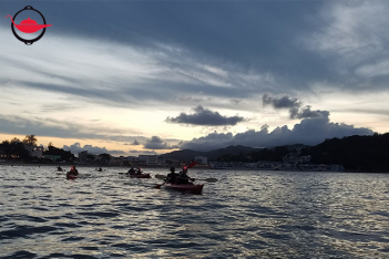 Cheung Chau Night Kayaking Experience for 5