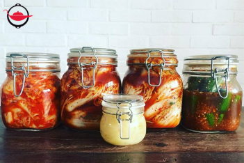 Korean Kimchi Making Workshop