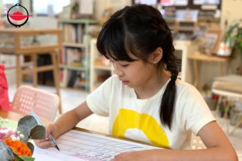 兒童英文書法體驗 (雙人)