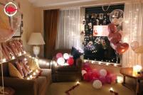 浪漫房間佈置