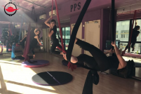 Private Aerial Dance Party