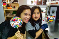 棒棒糖製造體驗