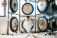 Private Gong Bath Meditation
