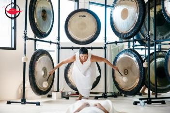 Private Gong Bath Meditation