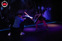 Neon Sabre Experience For Two