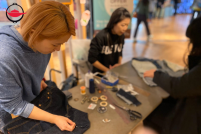Denim Upcycling Experience For Two