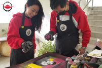 Private Stencil Pop Art Workshop For Two