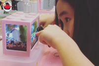 Mini Ecosystem Aquarium Workshop For Two
