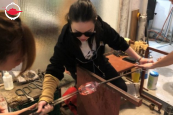 Glassblowing Workshop For Two