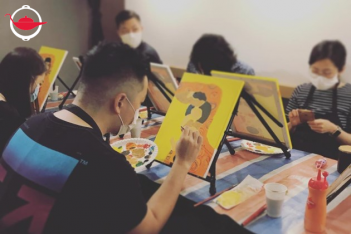 Old Masters Painting Workshop For Two
