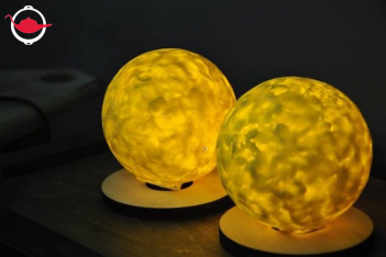 Moon Lamp Making Workshop For Two
