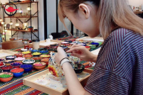 Turkish Mosaic Lamp Workshop For Two