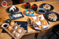 DIY Japanese Cuisine Cooking Kit For Two