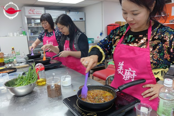 Private Chinese Cooking Class