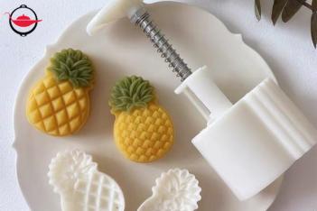 Taiwanese Pineapple Shortcake DIY Set