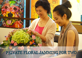 Private-Floral-Jamming-for-Two