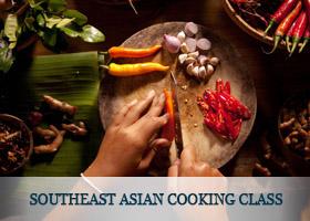 Southeast Asian Cooking Class