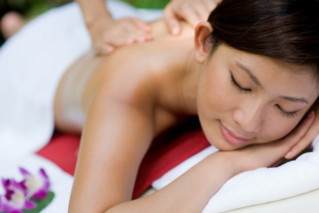 Spa Massage at Home